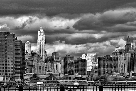 Chuck Kuhn - NYC Blk n Wht