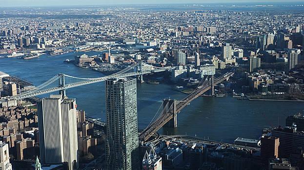 NYC Bridges by Matthew Bamberg