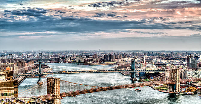 NYC Bridges by Rafael Quirindongo