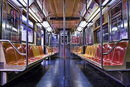 Kelley King - NYC Subway