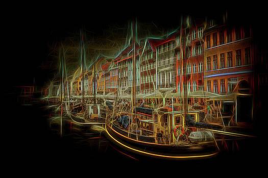 Nyhavn by Erik Brede