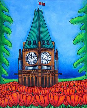 O Canada by Lisa  Lorenz