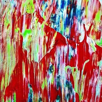 O Rio by Artist Ai