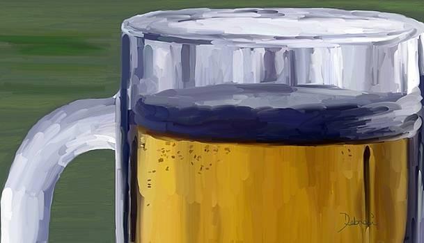 O Stein Of Ale by Deborah Rosier
