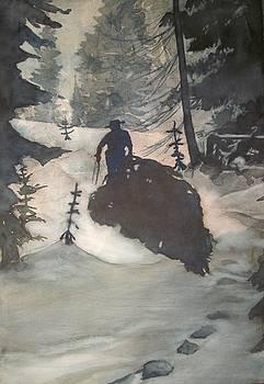 O Tannenbaum by Elizabeth Carr
