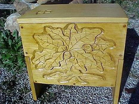 Oak Tree Box by Christina White