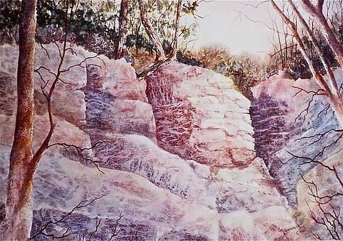 Oakfield Ridge by Carolyn Rosenberger
