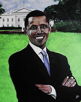 Obama by Kim Selig