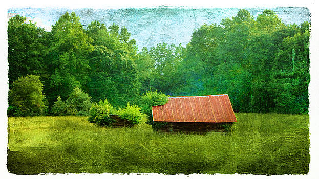 Obed Shack by Tiffany Dawn Smith