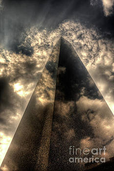 Obelisk Prague by Joerg Lingnau