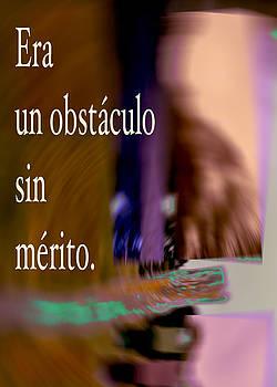 Obstacle-version 2016 James A. Warren by James Warren