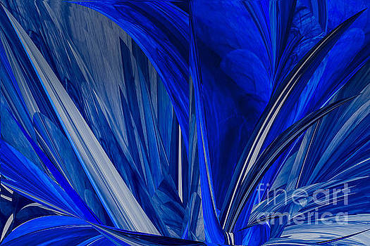 Ocean Blue by Geraldine DeBoer