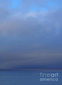 Ocean Blue by Jacklyn Duryea Fraizer