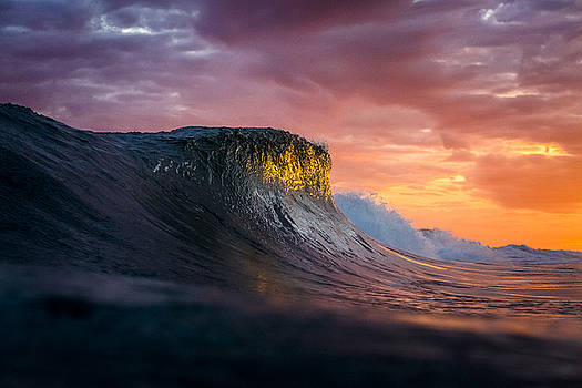 Ocean Cliff by Ryan Moore