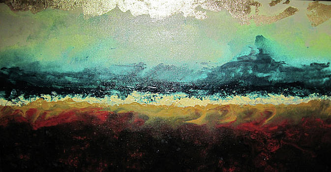 Ocean by Diane Clement