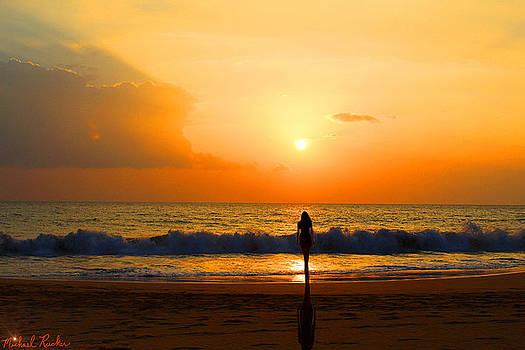 Ocean Lady by Michael Rucker