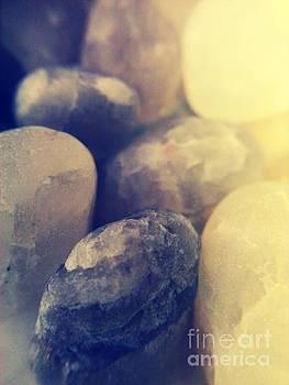 Ocean Quartz Pebbles by Megan Brandl