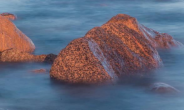 Ocean Rock by Danielle Silveira