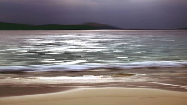 Ocean Scene Abstract 7 by Anne Macdonald