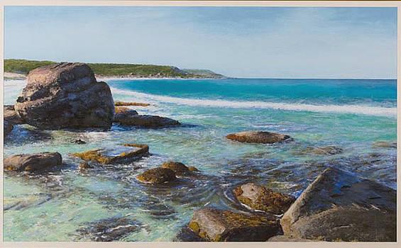 Oceans Edge by Gary Leathendale