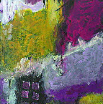 Ochre 17.2 by Shelley Graham Turner