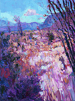 Ocotillo Bloom by Erin Hanson