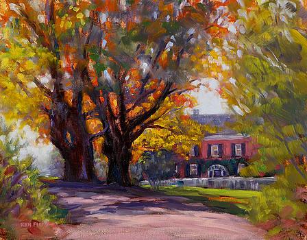 October Glory by Ken Fiery