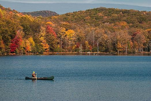 October Journey by Mark Cranston