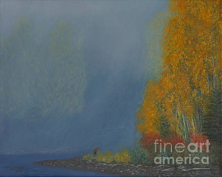 Stanza Widen - October on the River