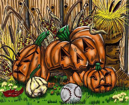 OctoberEssence  by Steve Farr