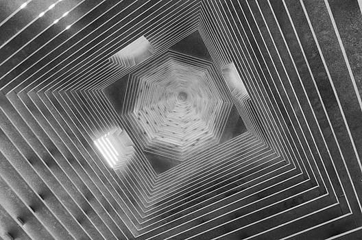 Octogonal Abstraction by Danny Motshagen