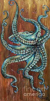 Octopus Arms by Linda Olsen