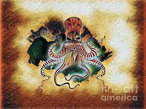 Octopus Burn by Deniece Platt