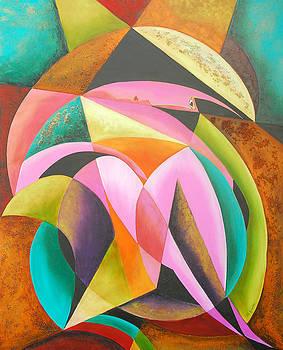 Odyssey of Colors by Marta Giraldo