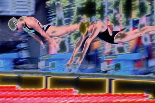 Off the Blocks by Rod Kaye