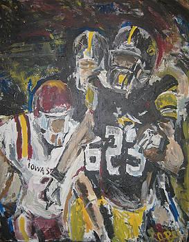Jon Baldwin  Art - Offense Depiction Number One