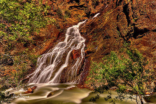 Ogden Canyon  by David Simpson