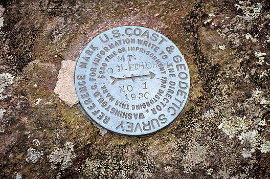 Oglethorpe Geodetic Mark by David Dittmann