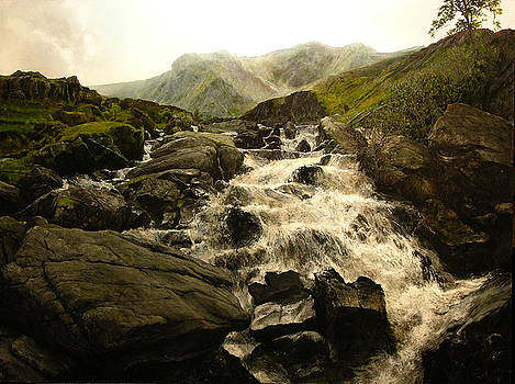Harry Robertson - Ogwen Falls
