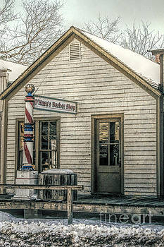 O'Hara's Barber Shop by Lynn Sprowl