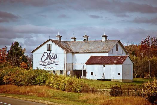 Ohio Bicentennial Barn by Linda Unger