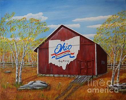 Ohio Bicentennial Barns 22 by Melvin Turner