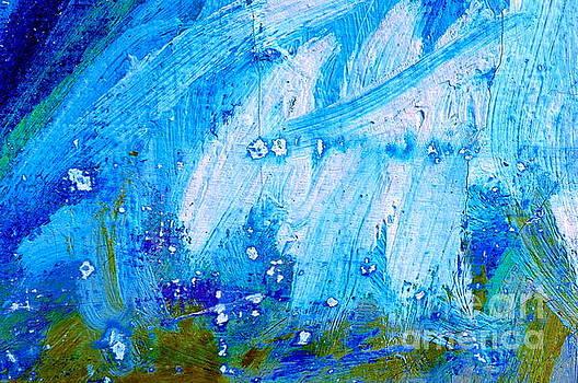 Oil Background by Dariusz Gudowicz