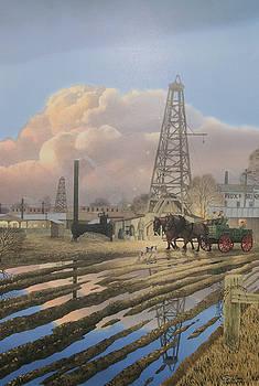 Oil Craze of 1889 by C Robert Follett