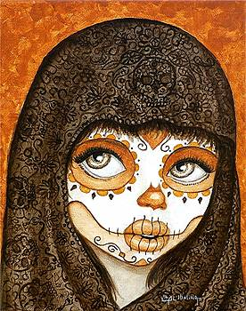 Ojos Brillantes by Al  Molina