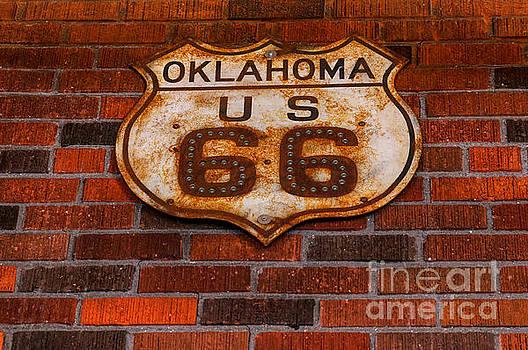 Oklahoma 66 by Lynn Sprowl