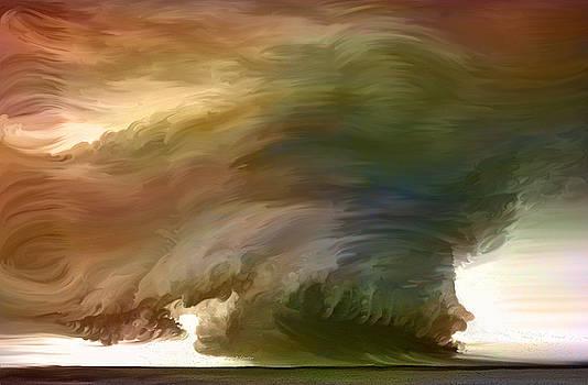 Angela A Stanton - Oklahoma Sheer Terror in the Skies