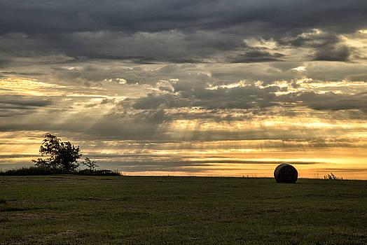 Oklahoma Sunrise by Katherine Worley