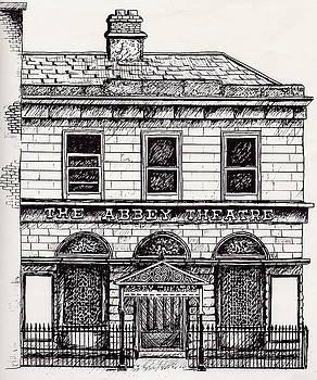 Alan Hogan - Old Abbey Theatre 1 Dublin