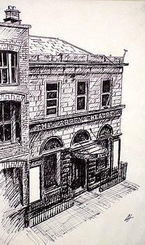 Alan Hogan - Old Abbey Theatre 2 Dublin